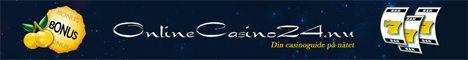 V�lkommen till Online casino - Den b�sta casino guiden online