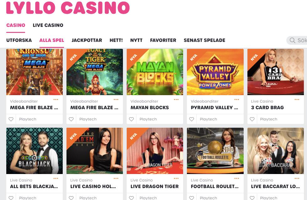 Lyllo Casino